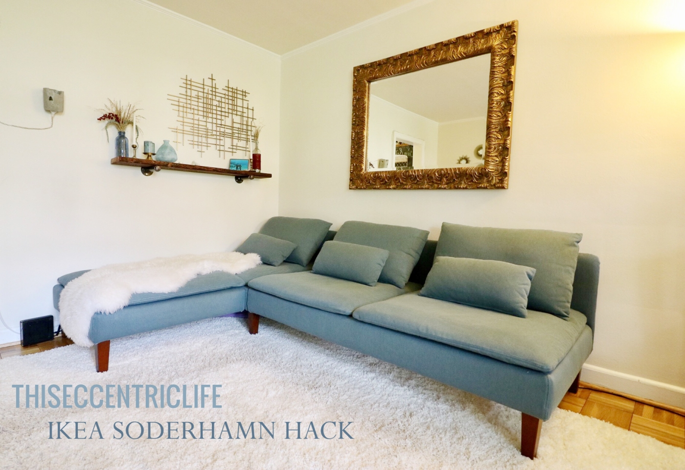 Hacking The Soderhamn Ikea Sofa This Eccentric Life